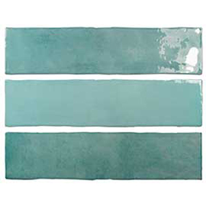 Oxford Turquoise 75x300mm