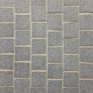 Platinum Grey Granite Cobbles Products Surface Gallery